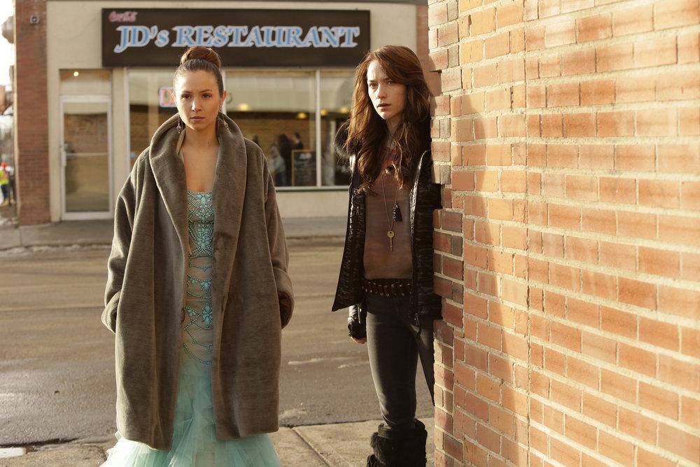 "Wynonna Earp Season 1 Finale Preview: ""I Walk the Line"""