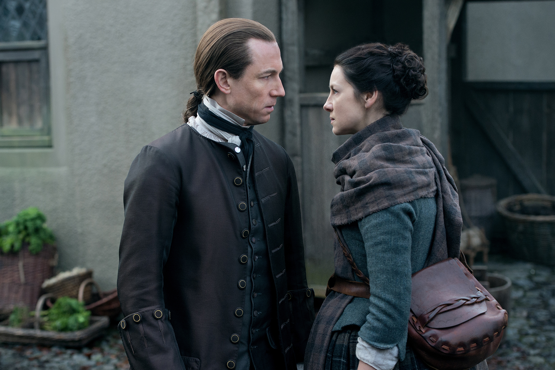 "Two Takes: Outlander ""The Hail Mary"""