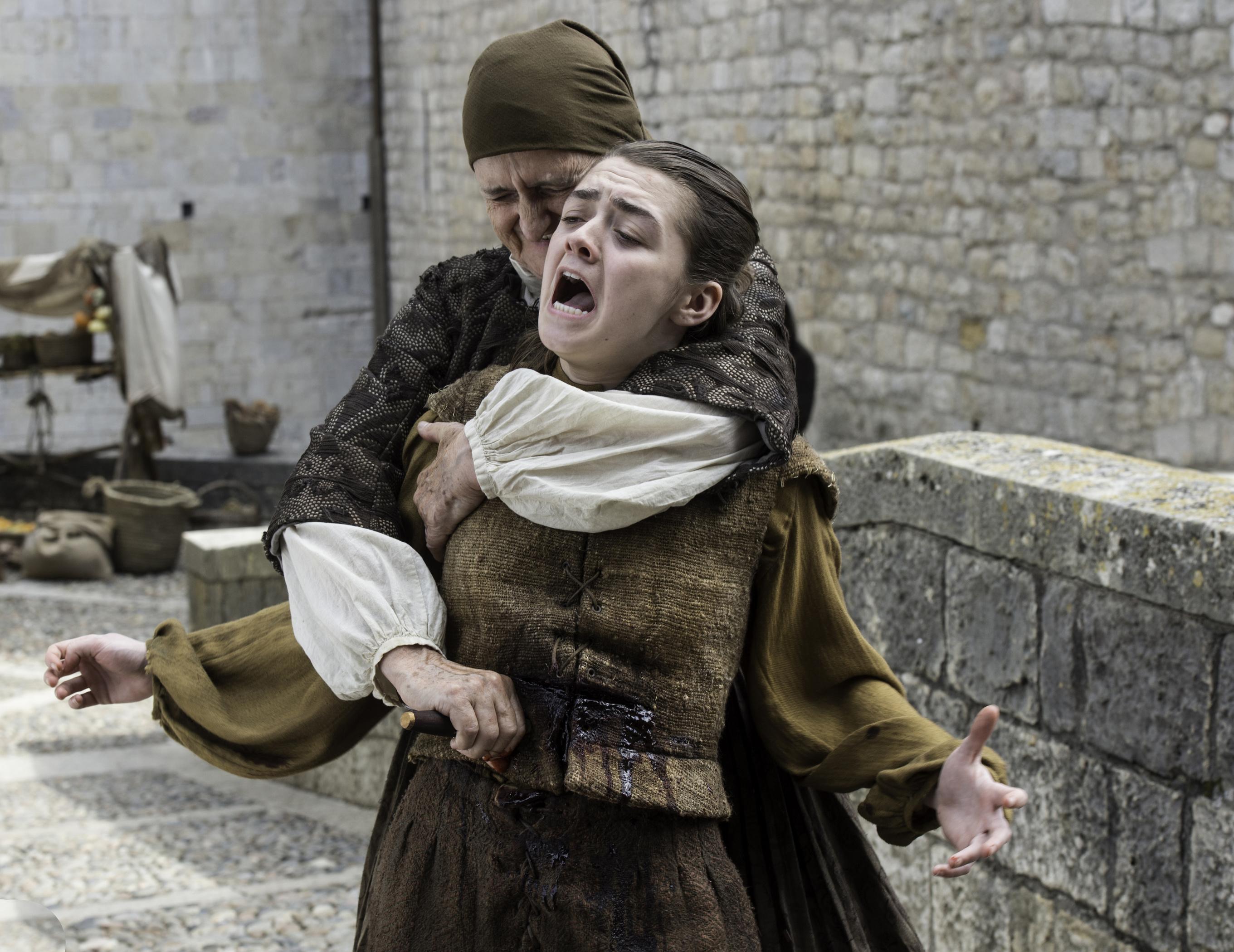 """Game of Thrones """"The Broken Man"""""""