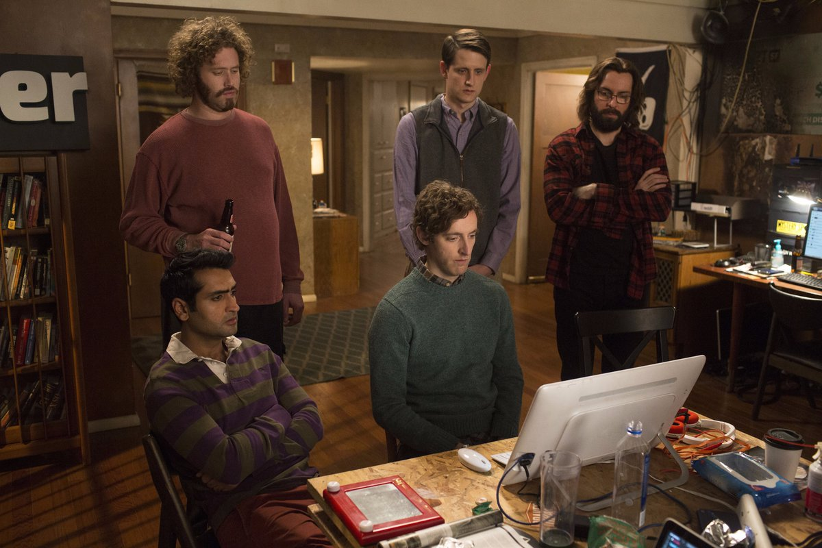 """Silicon Valley Preview: """"Daily Active Users"""""""