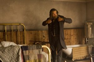 Anson Mount as Cullen Bohannon - Hell on Wheels _ Season 5, Episode 11 - Photo Credit: Michelle Faye/AMC