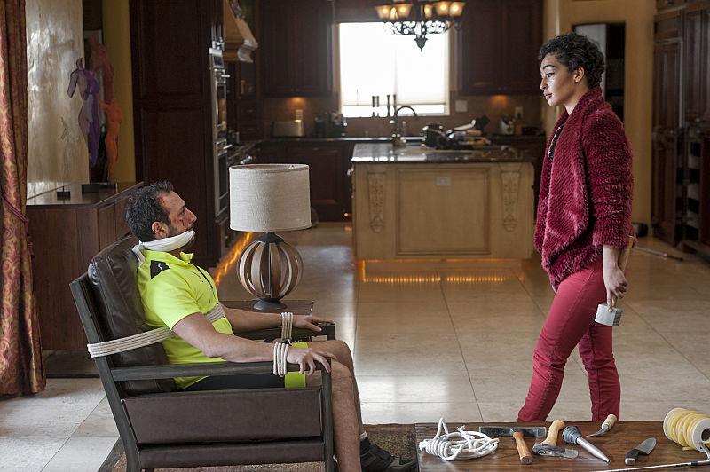 Ruth Negga as Tulip OHare Desmin Borges as Carlos