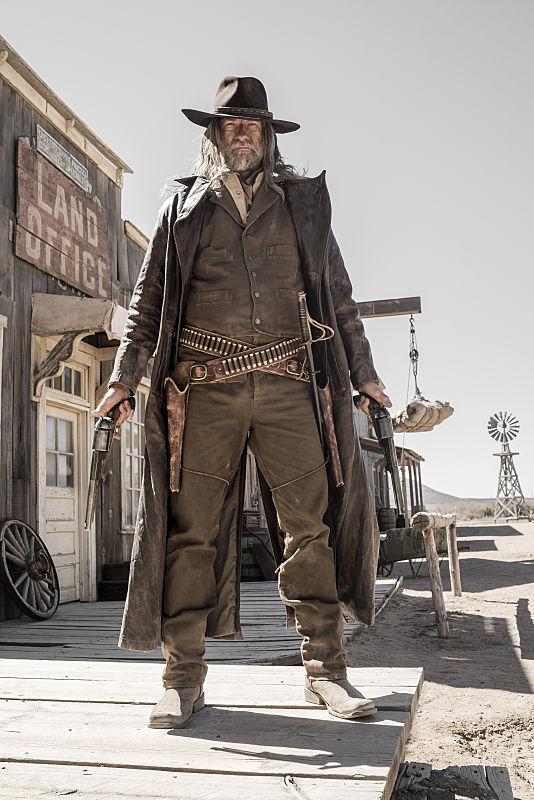Graham McTavish as The Cowboy - Saint of Killers