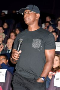 Former Rams RB, Eric Dickerson, Photo Credit: Jeff Kravitz/FilmMagic for HBO