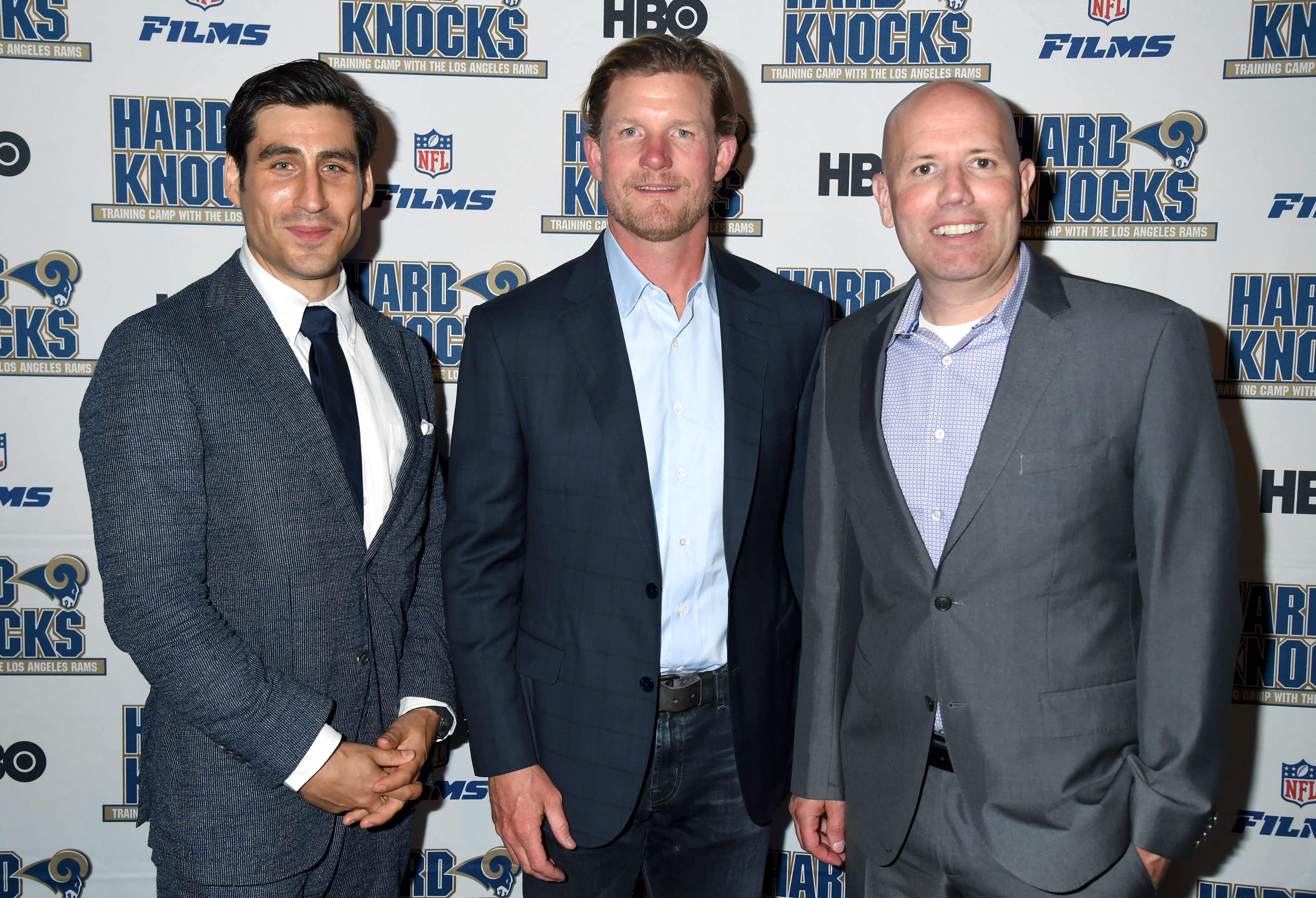 Hard Knocks Preview: A Season of Firsts Featuring the L.A. Rams