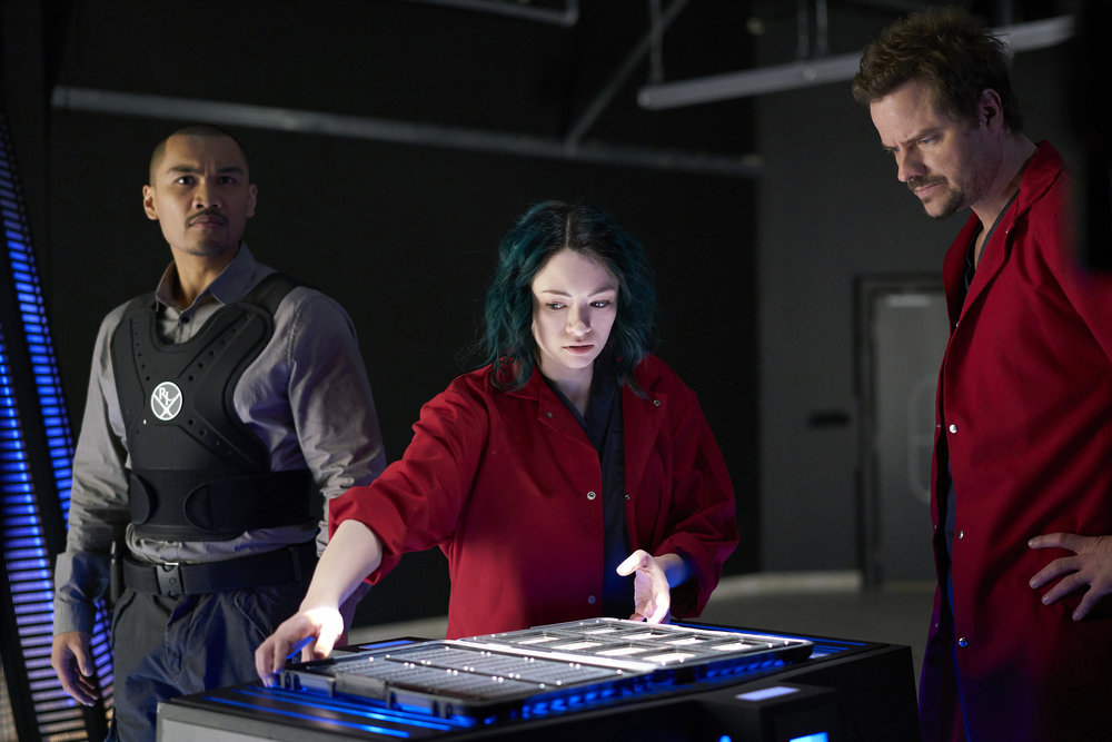 """Dark Matter Preview: """"She's One of Them Now"""""""