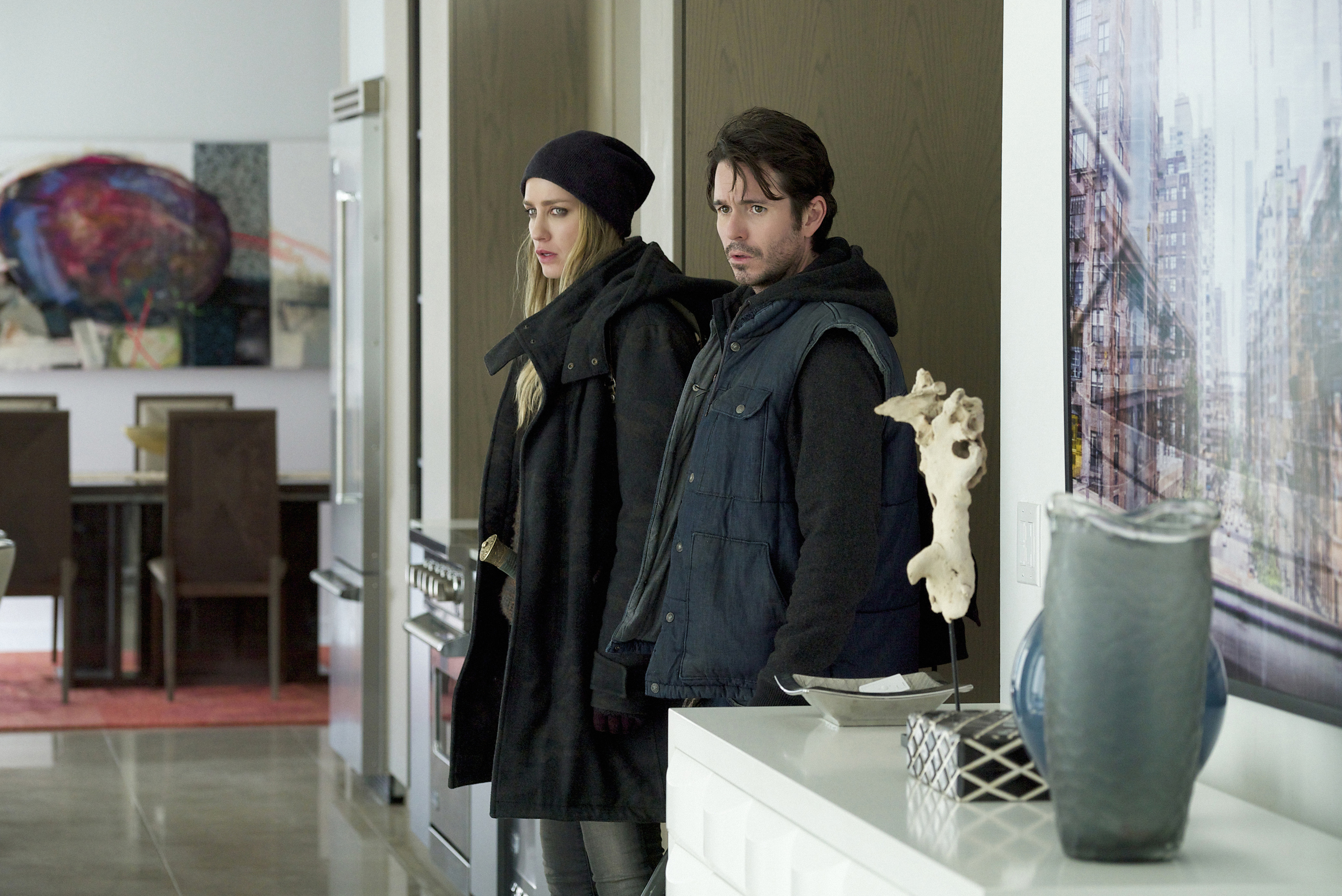 """The Strain Preview: """"Bad White"""""""
