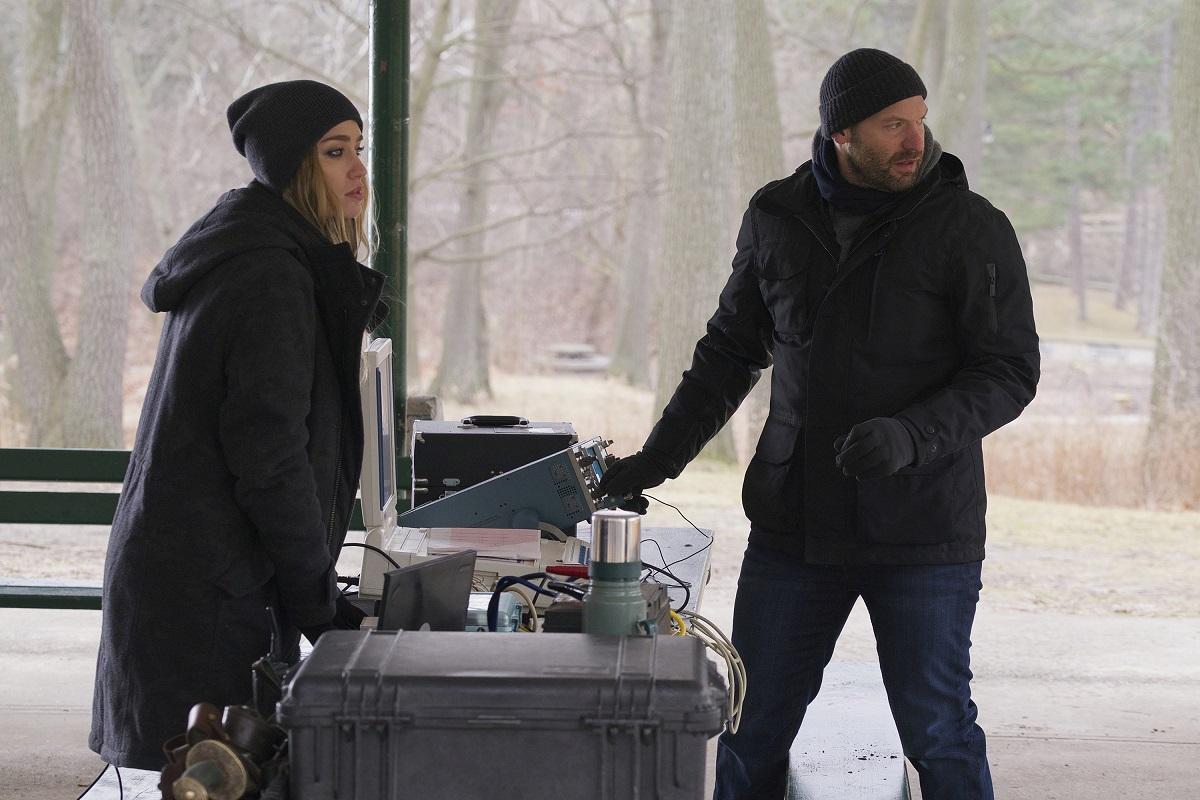 """The Strain Preview: """"The Battle of Central Park"""""""