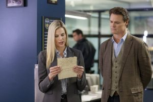 Dylan Neal and Brooke Burns Tease Death Al Dente: A Gourmet Detective Mystery [Exclusive]