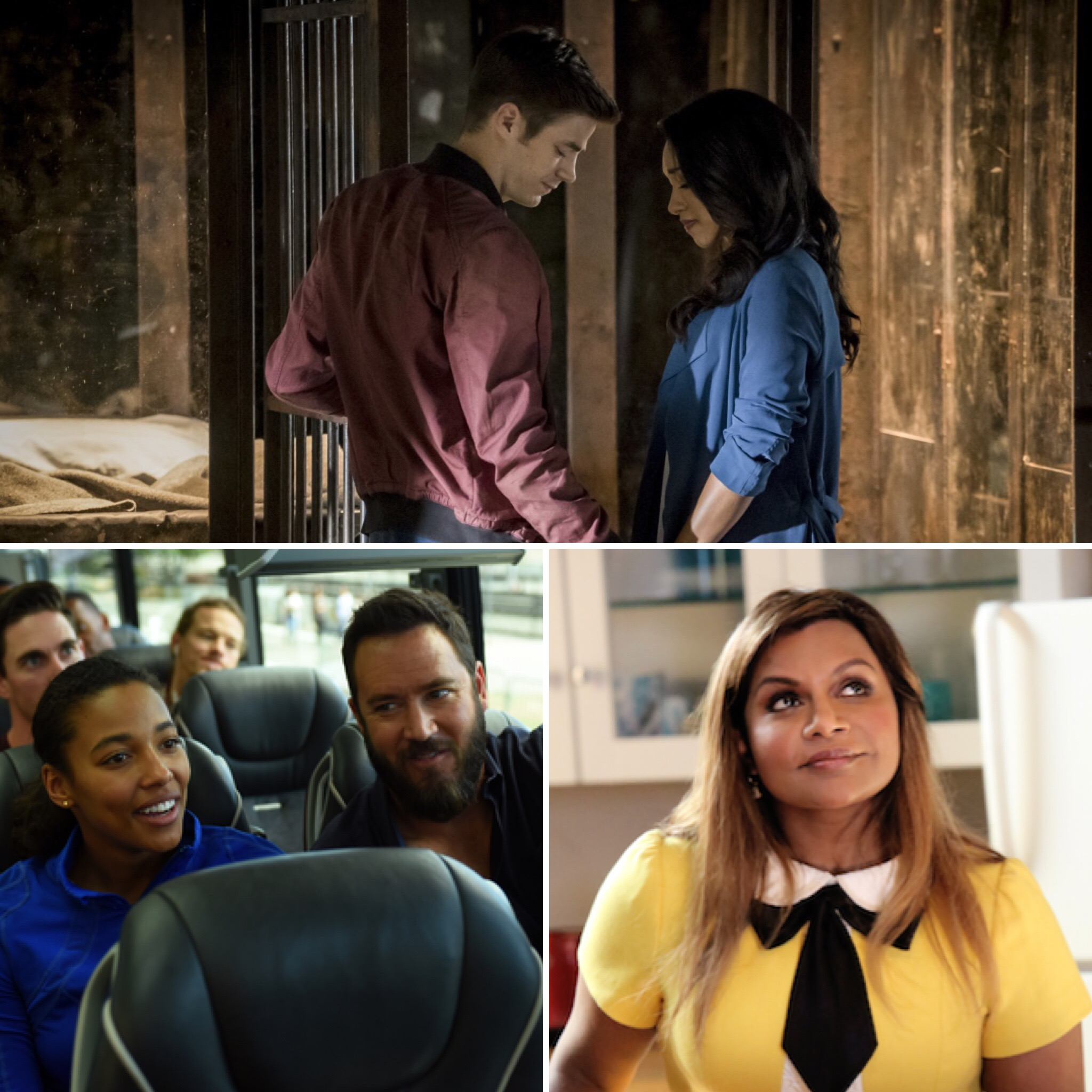 Relationship Recap: Pitch, The Mindy Project, The Flash
