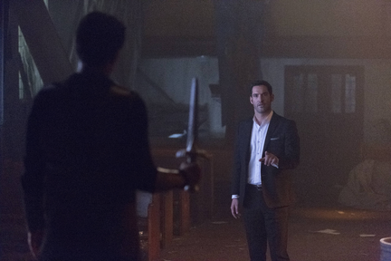 """Oh, Brother! Lucifer's Family Reunion Gets A Little Crowded With """"Weaponizer"""""""