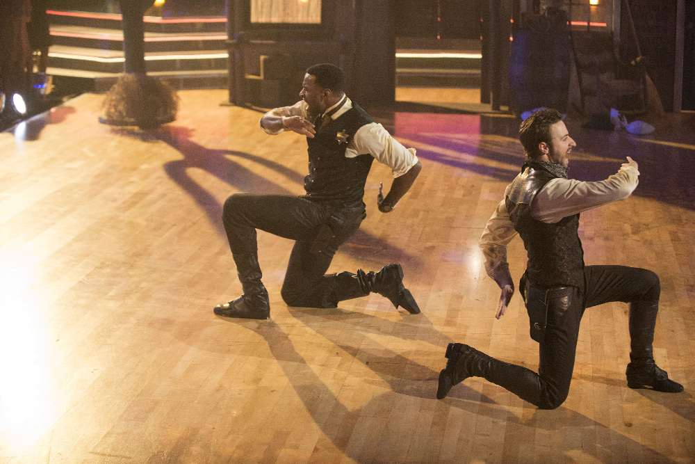 """Dancing with the Stars """"Season 23 Week 9"""" aka Showstoppers Night"""