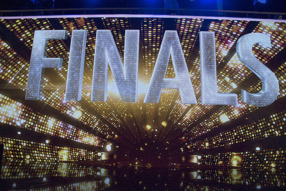 """Dancing with the Stars """"Season 23 The Finals"""""""