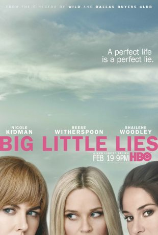 Quick Takes: HBO Releases Big Little Lies Key Art
