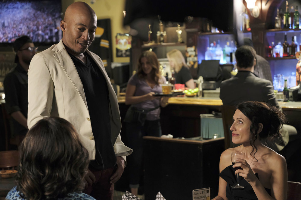 James Lesure on Coach Mike Brady and Girlfriends' Guide to Divorce