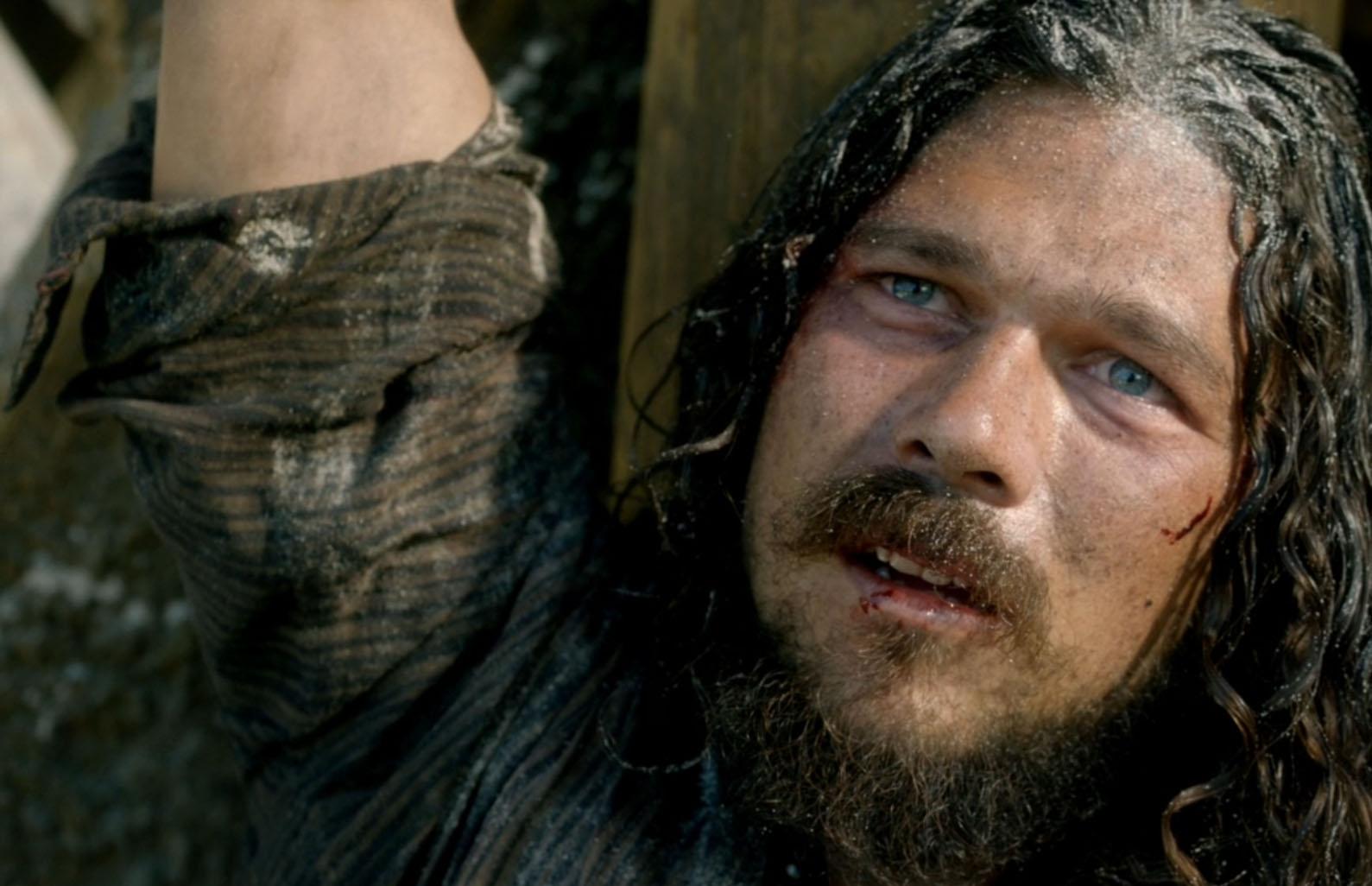 Black Sails Season 4 Episode 2 John Silver Israel Hands
