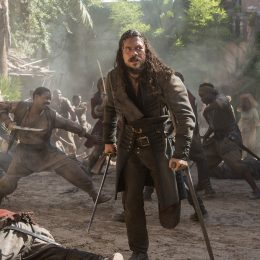 "Three Moments of Goodness from Black Sails ""XXXI"""