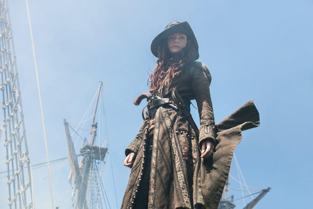 Black Sails Anne Bonny