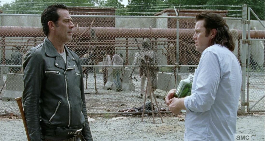 "The Walking Dead ""Hostiles and Calamities"""