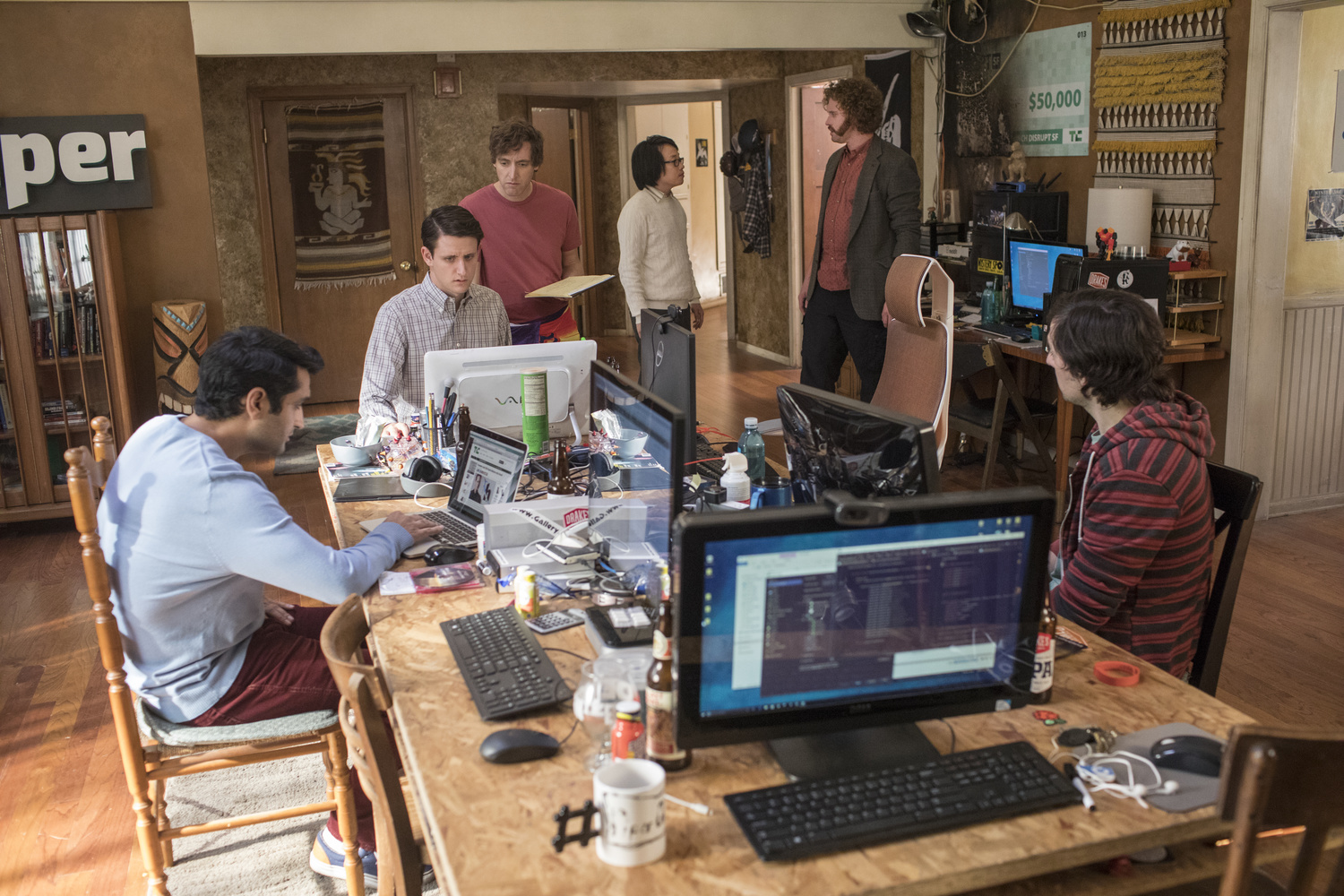 Quick Takes: HBO Teases Silicon Valley, Veep, The Leftovers and The Immortal Life of Henrietta Lacks
