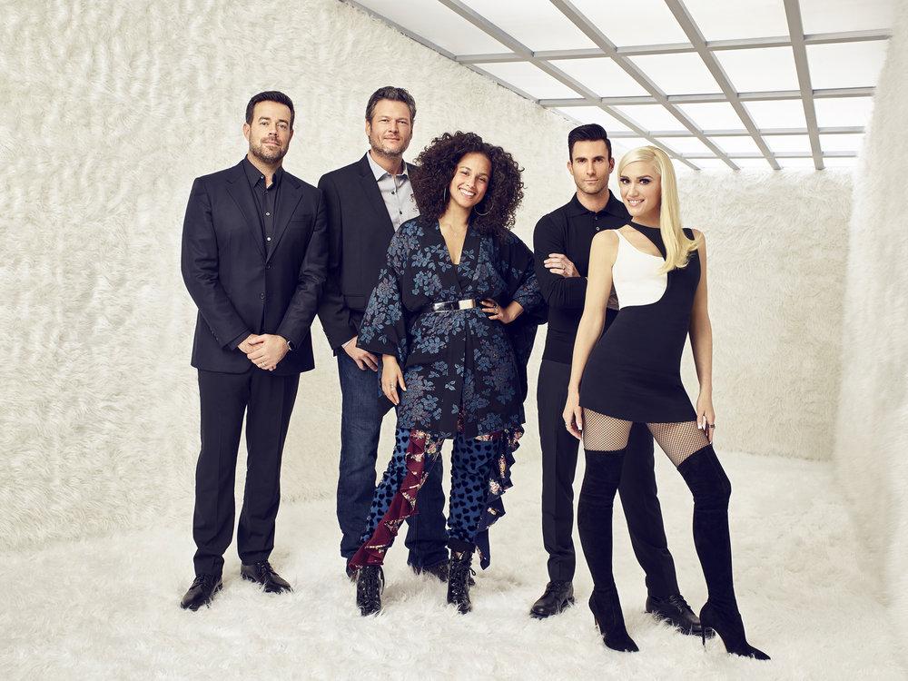 Quick Takes: A Season 12 Sneak Peek of NBC's The Voice
