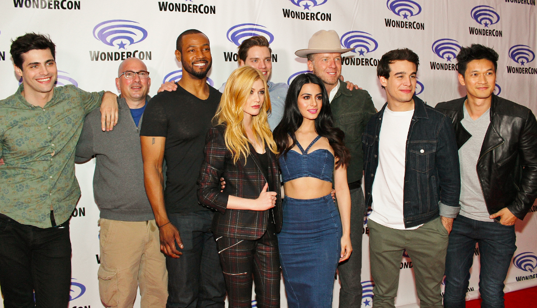 Quick Takes: Remember Shadowhunters at WonderCon 2016