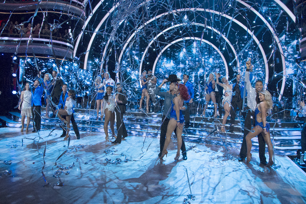 "Dancing with the Stars ""Season 24, Week 1"""