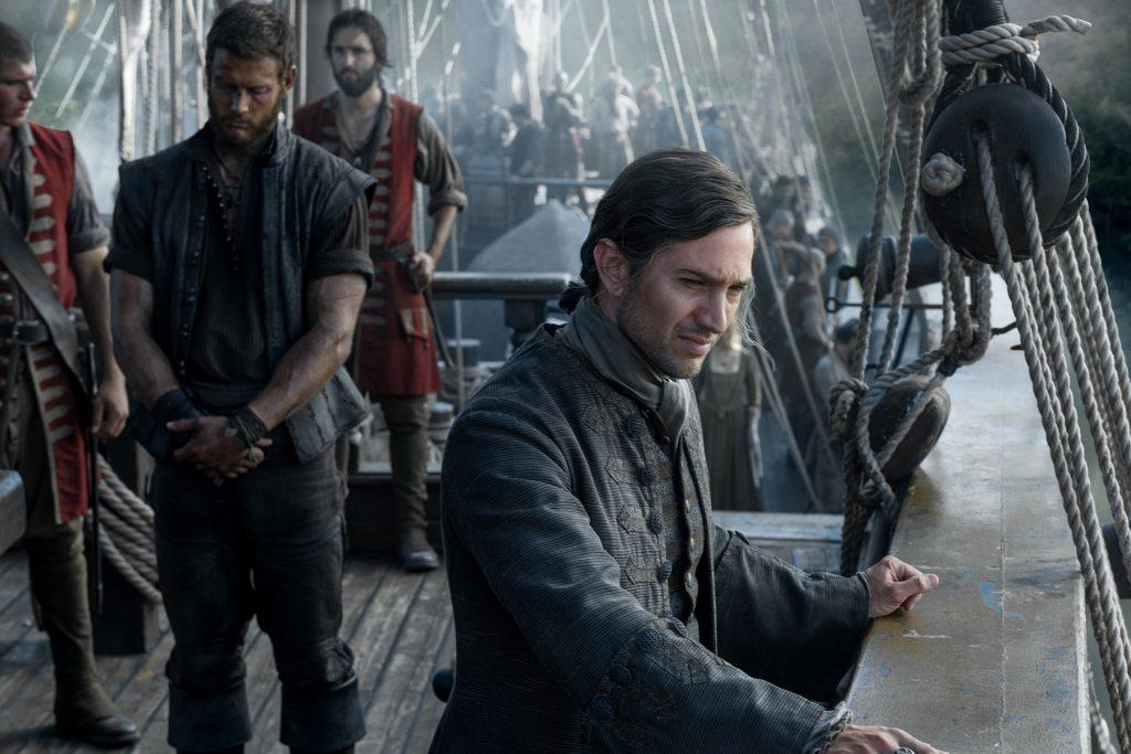 Black Sails Season 4 Episode 9 Woodes Rogers Billy Bones