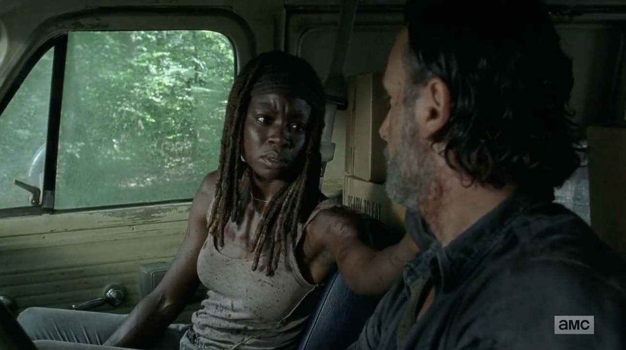 """The Walking Dead """"Say Yes"""""""