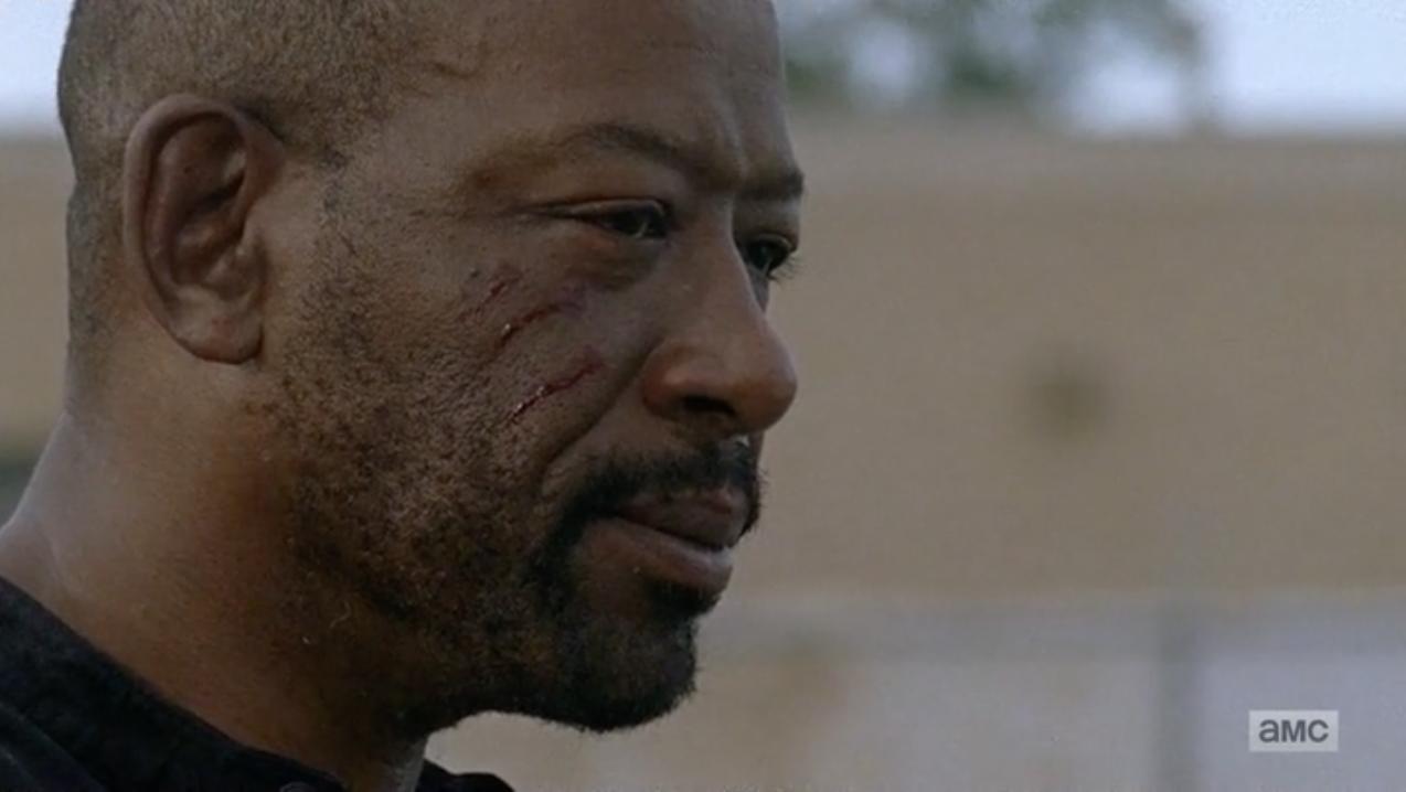 "The Walking Dead ""Bury Me Here"""