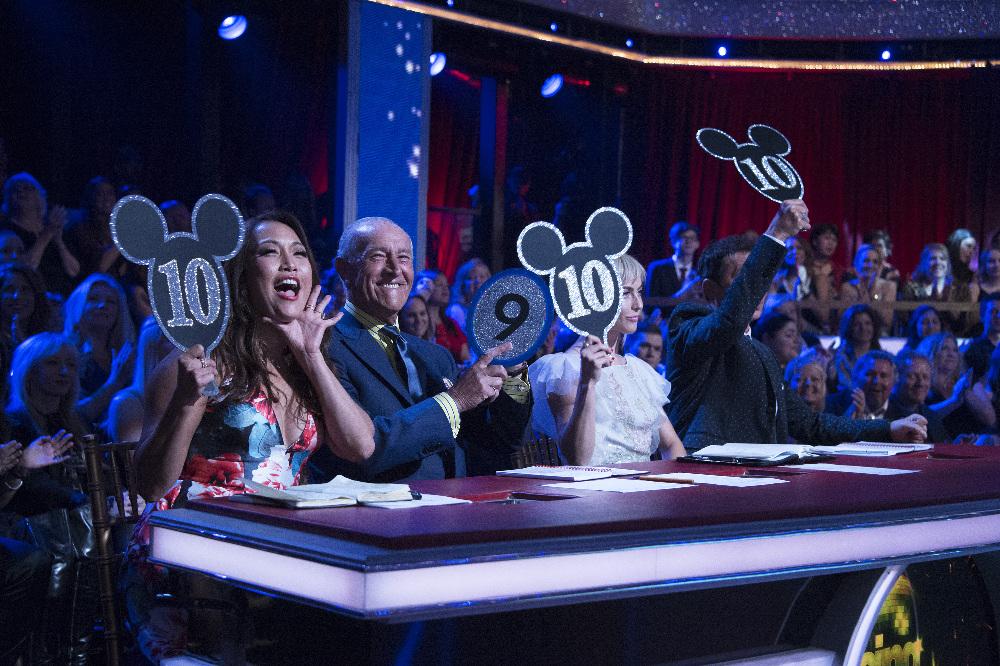 "Dancing with the Stars ""Season 24 Week 5"" aka Disney Night"