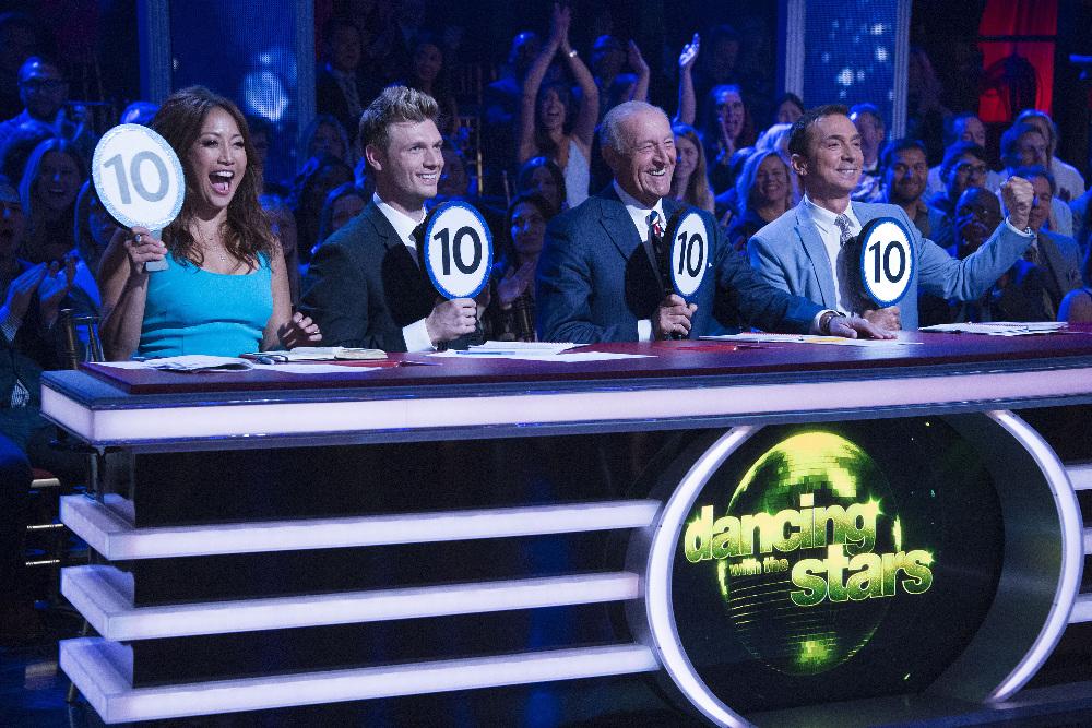 "Dancing with the Stars ""Season 24 Week 6"""