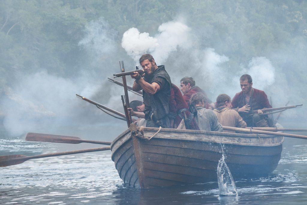 Black Sails Tom Hopper as Billy Bones