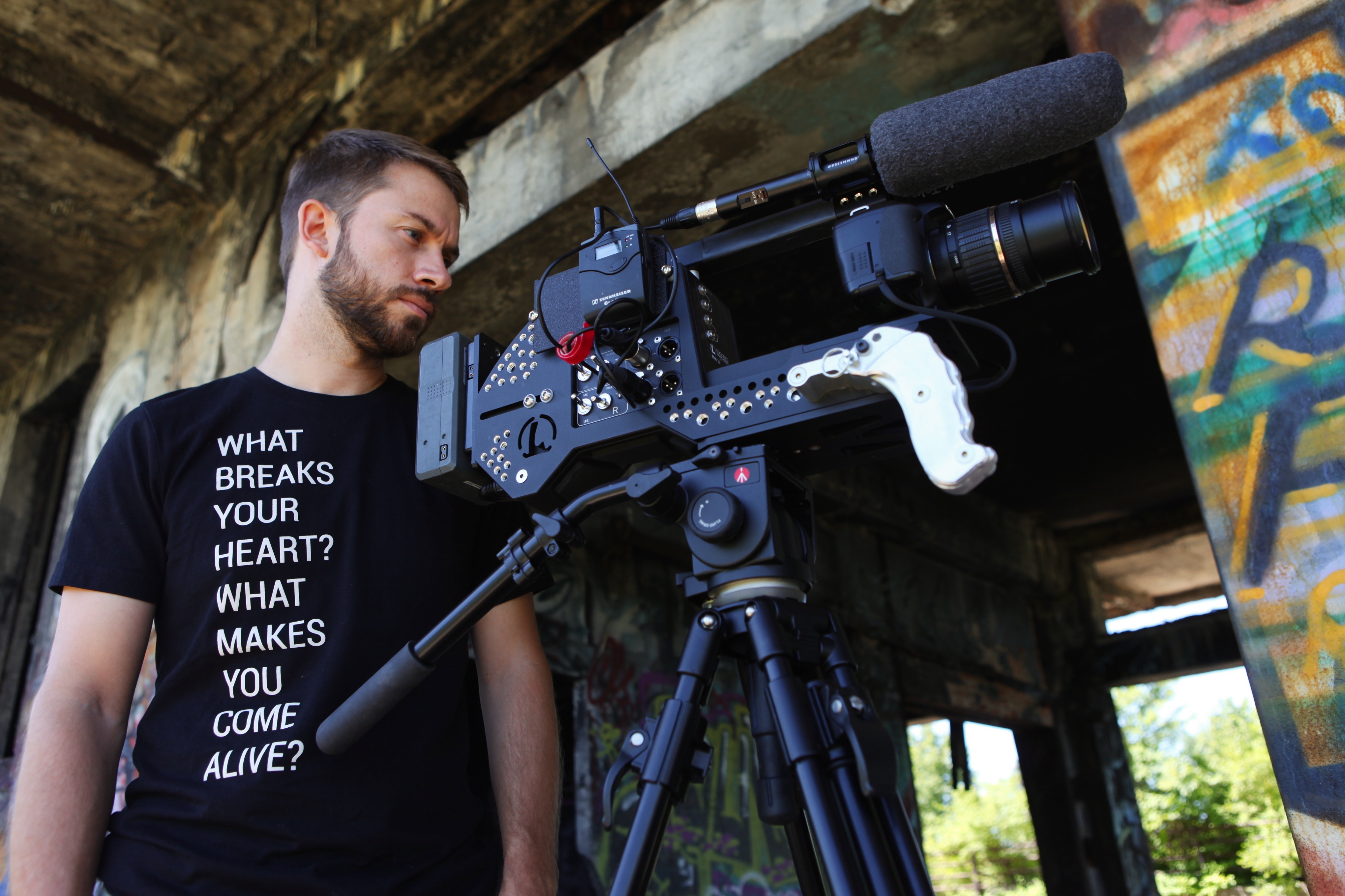 Show Me Democracy: Director Dan Parris Previews His New Documentary [+ Exclusive Clip]