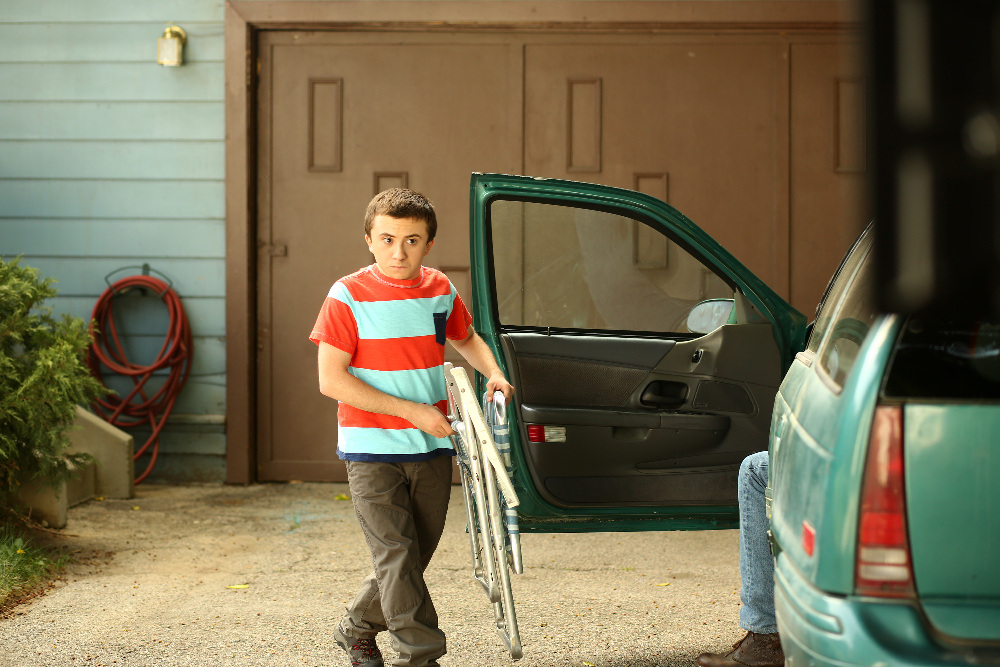 Atticus Shaffer on The Middle Season 8 Finale