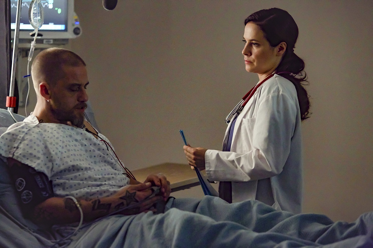 """Mary Kills People Preview: """"Wave the White Flag"""""""