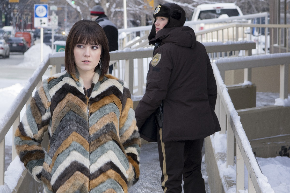 """Fargo Preview: """"The Narrow Escape Problem"""""""