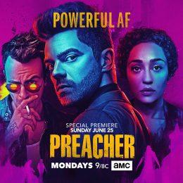 New Preacher Key Art Teases Powerful Second Season