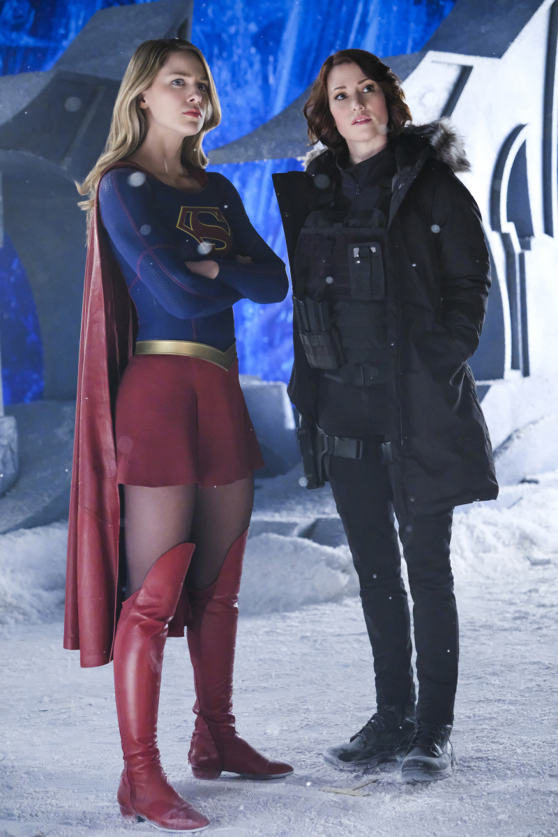 Quick Takes: The CW's Supergirl Celebrates Wonder Woman Movie with New Promo