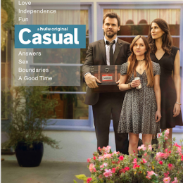 Casual's Season 3 Premieres on Hulu Today