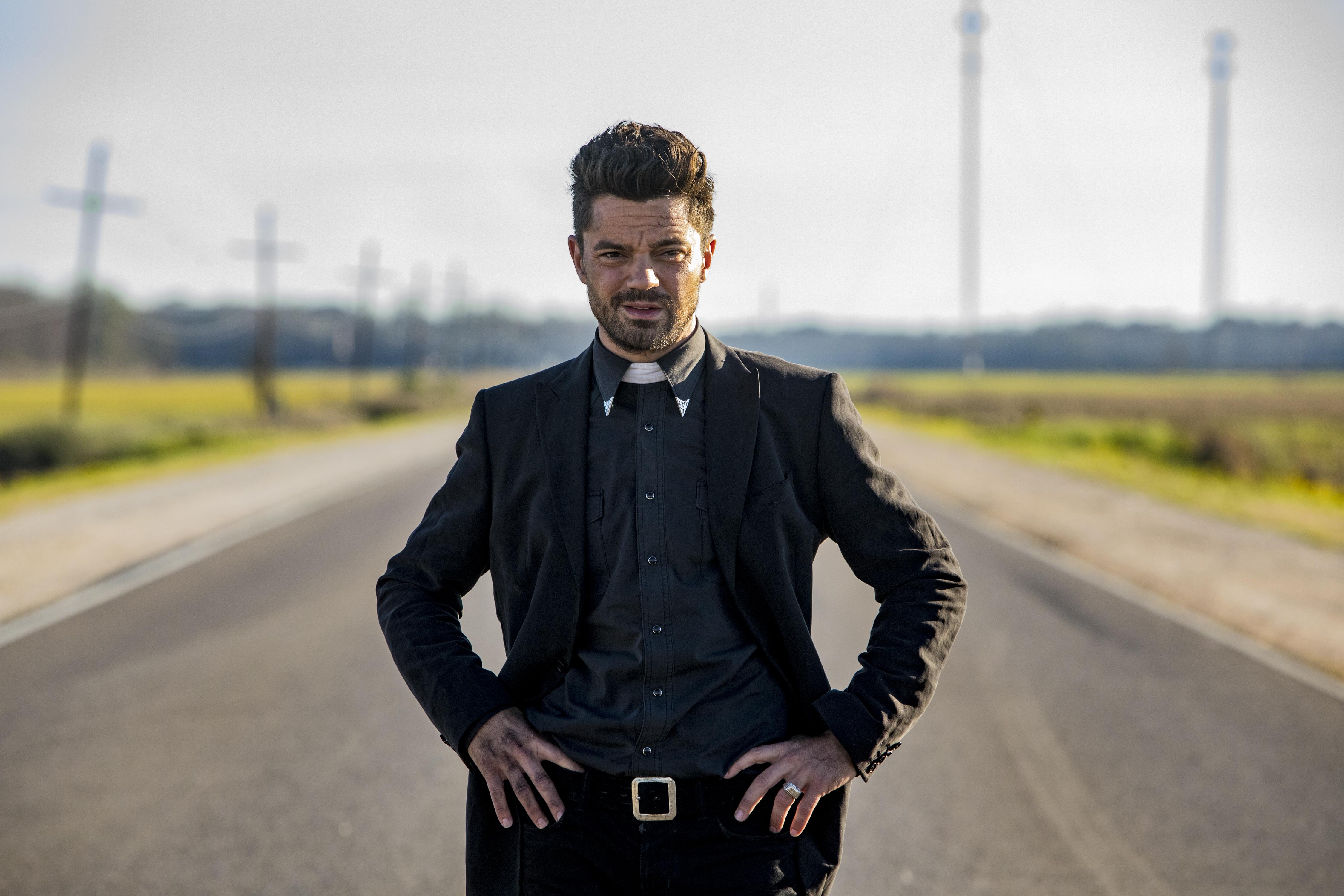 "Preacher Season 2 Premiere Preview: ""On The Road"" & ""Mumbai Sky Tower"""