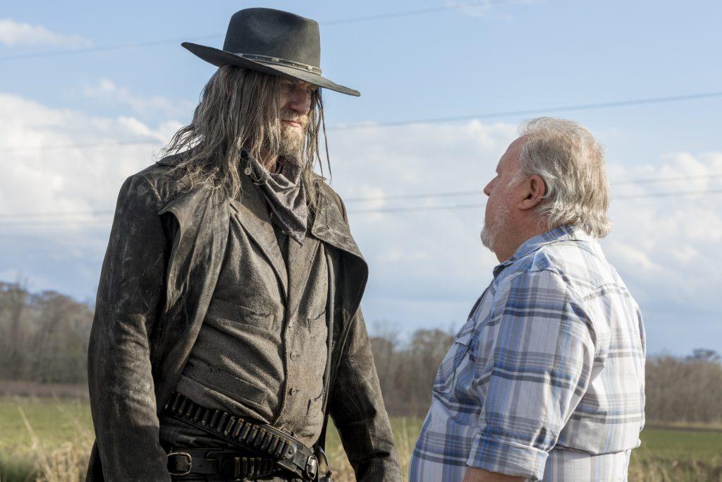 Graham McTavish Saint of Killers Preacher Season 2 Episode 1