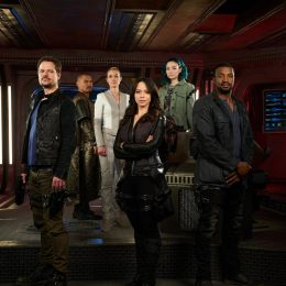 Photo Credit: Steve Wilkie/Dark Matter Series 3 Inc./Syfy