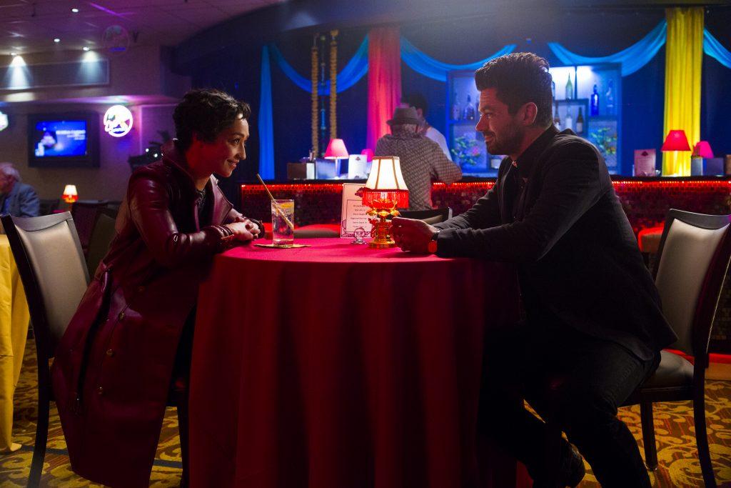 Ruth Negga as Tulip Dominic Cooper as Jesse Preacher S2E2