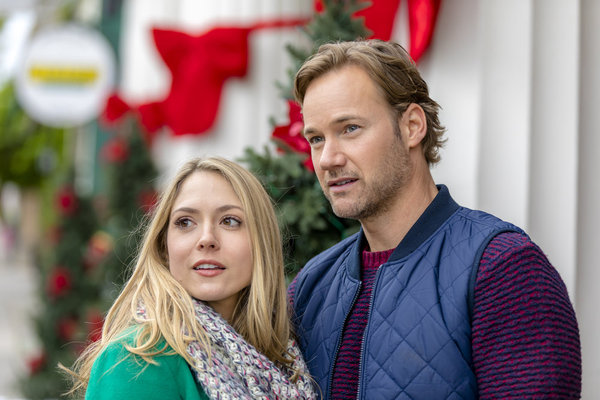 Brooke Nevin Talks The Christmas Cure, Playing Villainesses, and More [Exclusive]