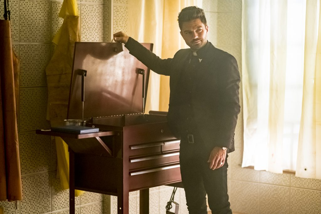 Dominic Cooper Preacher Season 2 Episode 5