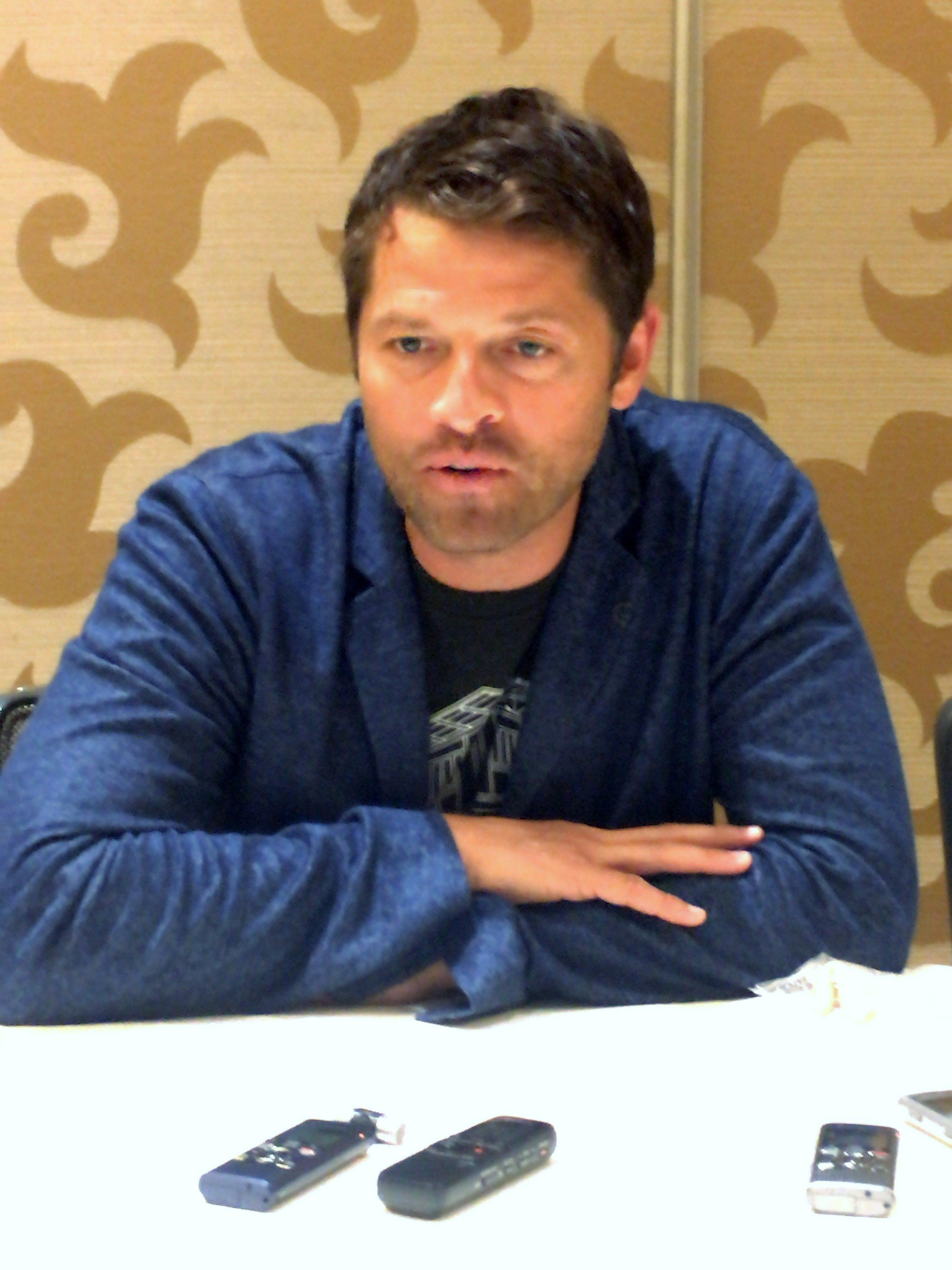 Comic-Con 2017 Quick Takes: Misha Collins on Final GISHWHES