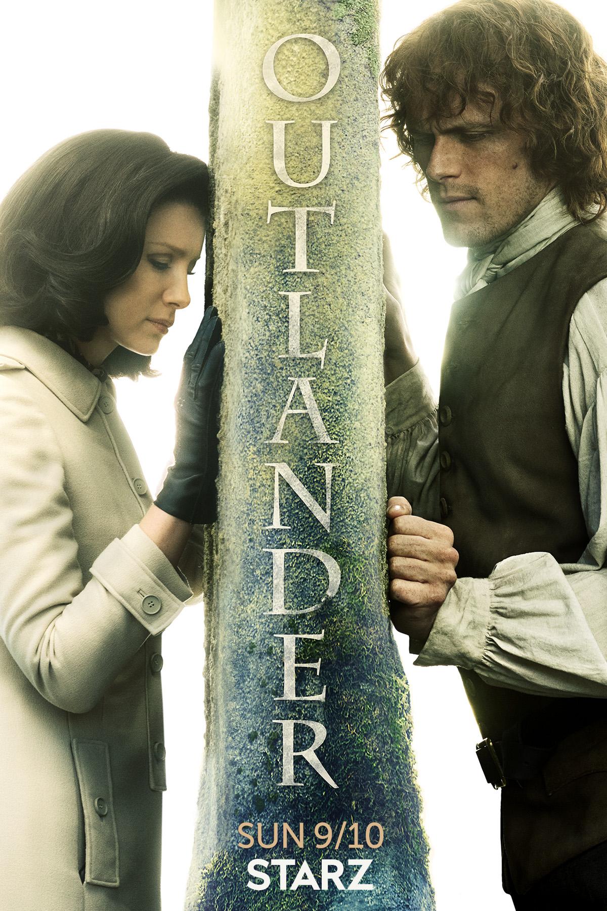 Comic-Con 2017: Outlander Surprises Fans and Releases Series Recap