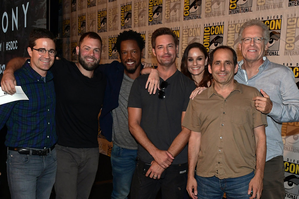 Colony's Cast and EPs Preview Season 3
