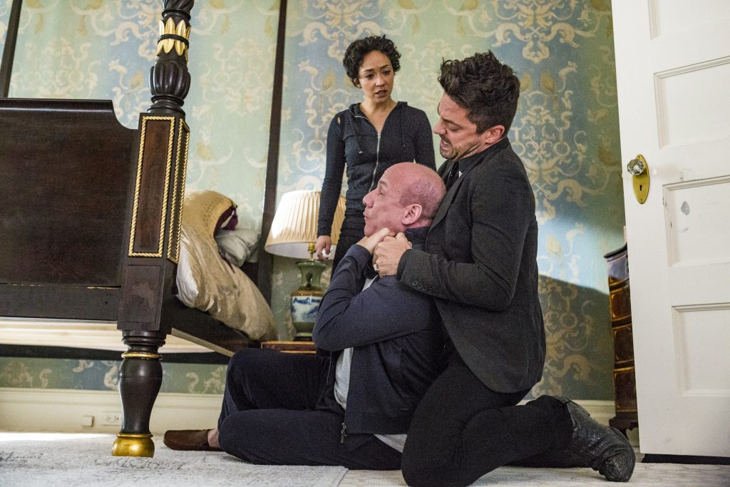 Ruth Negga Paul Ben-Victor Dominic Cooper Preacher Season 2 Episode 5